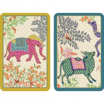 Caspari Cards - Jardin de Mysor