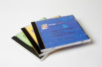Set of Three CDs