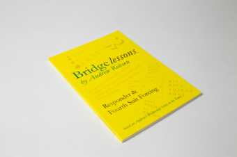 Responder & Fourth Suit Forcing Booklet