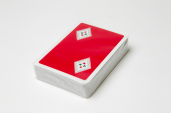 Red backed ARBC Playing Cards