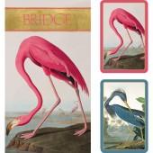 Caspari Playing Cards and 2 Score Pads  - Audubon