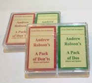 Arrow packs that accompany A Pack of Dos and Don'ts - Bundle